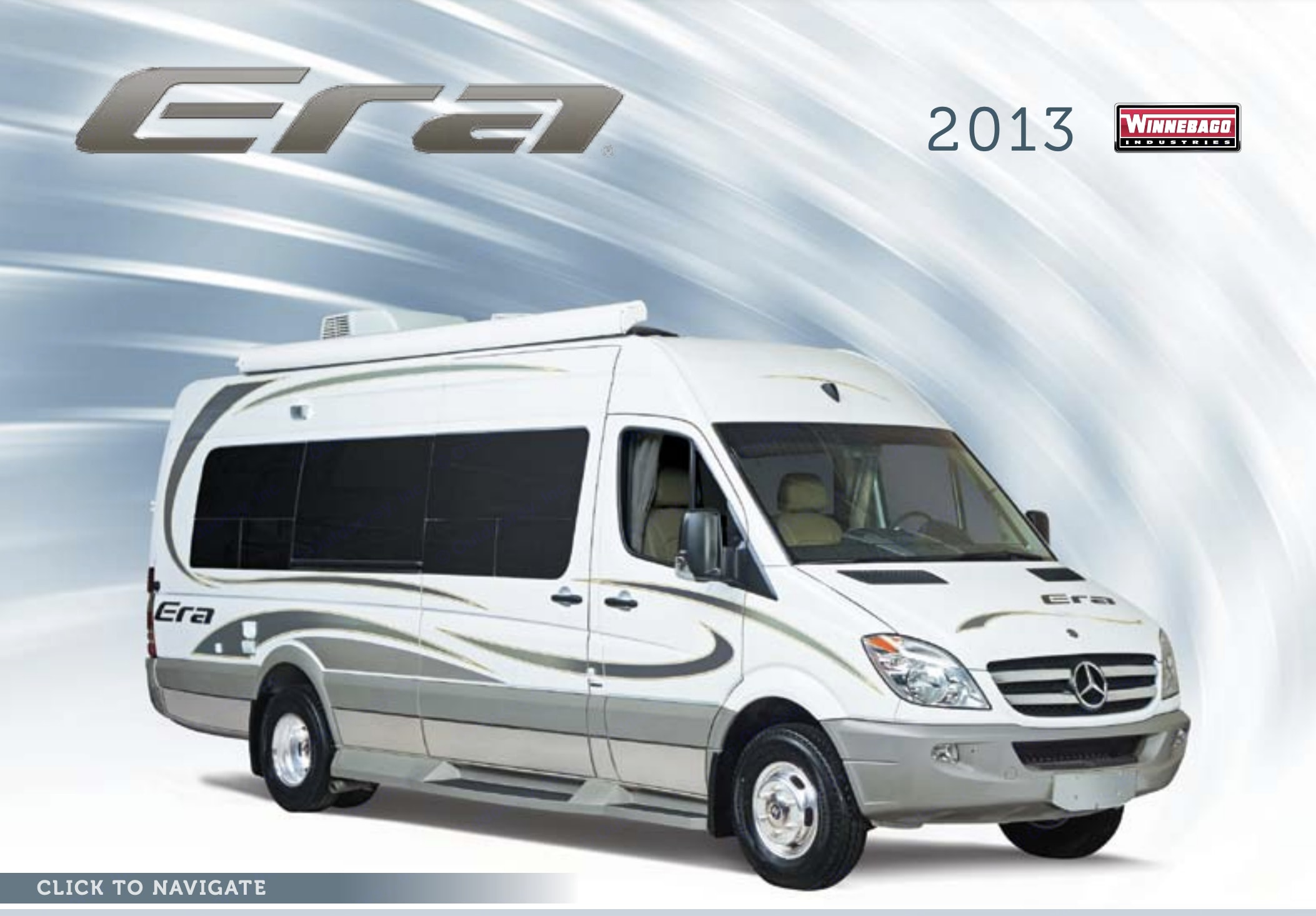 Winnebago Era 2013