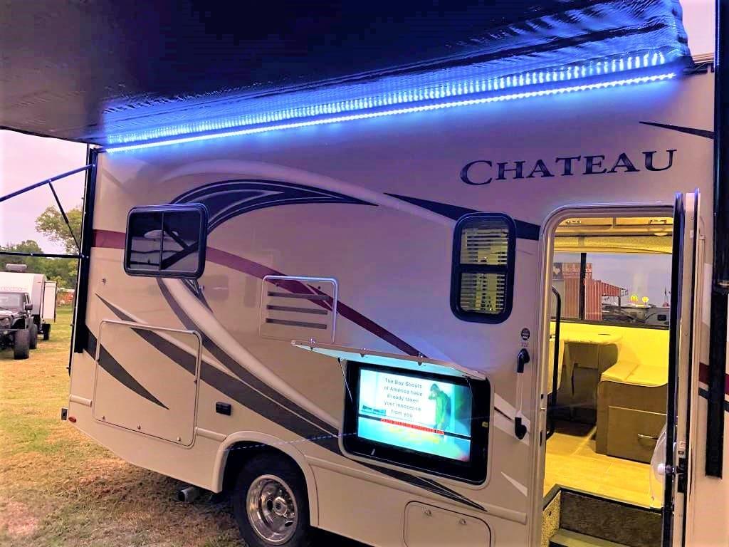 Thor Motor Coach Chateau 2018