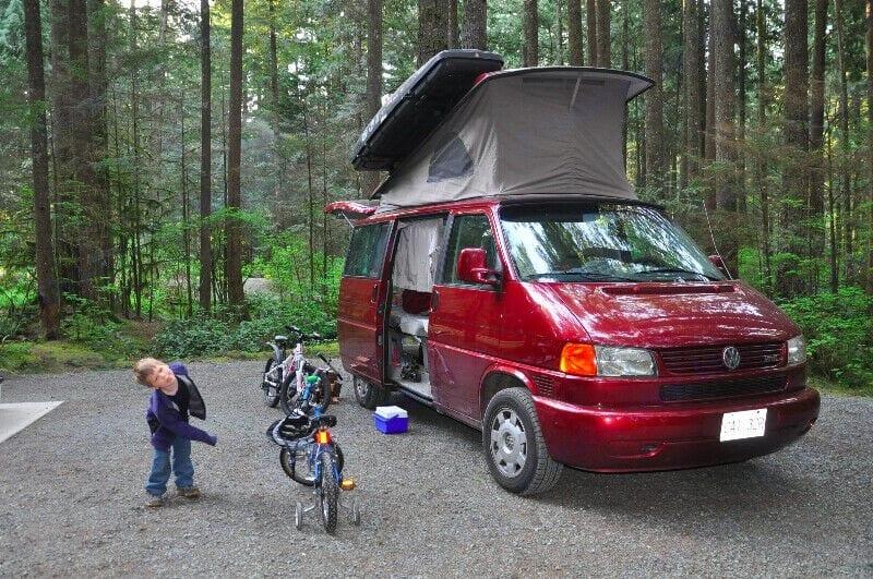 Volkswagen Westfalia 1992