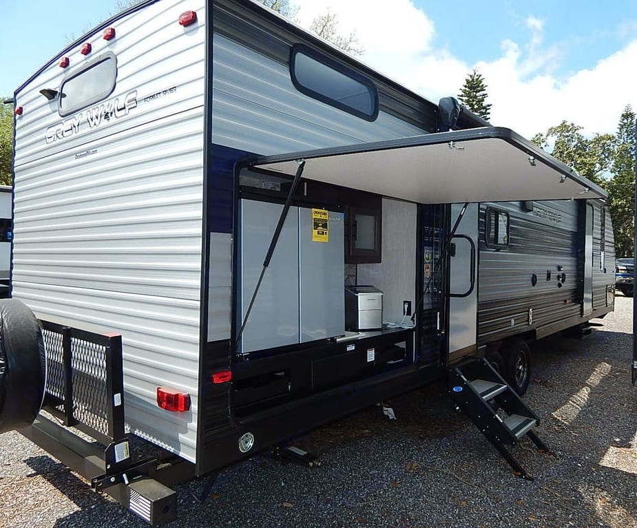 Forest River Grey Wolf 29TE (VIN 2543) 2021