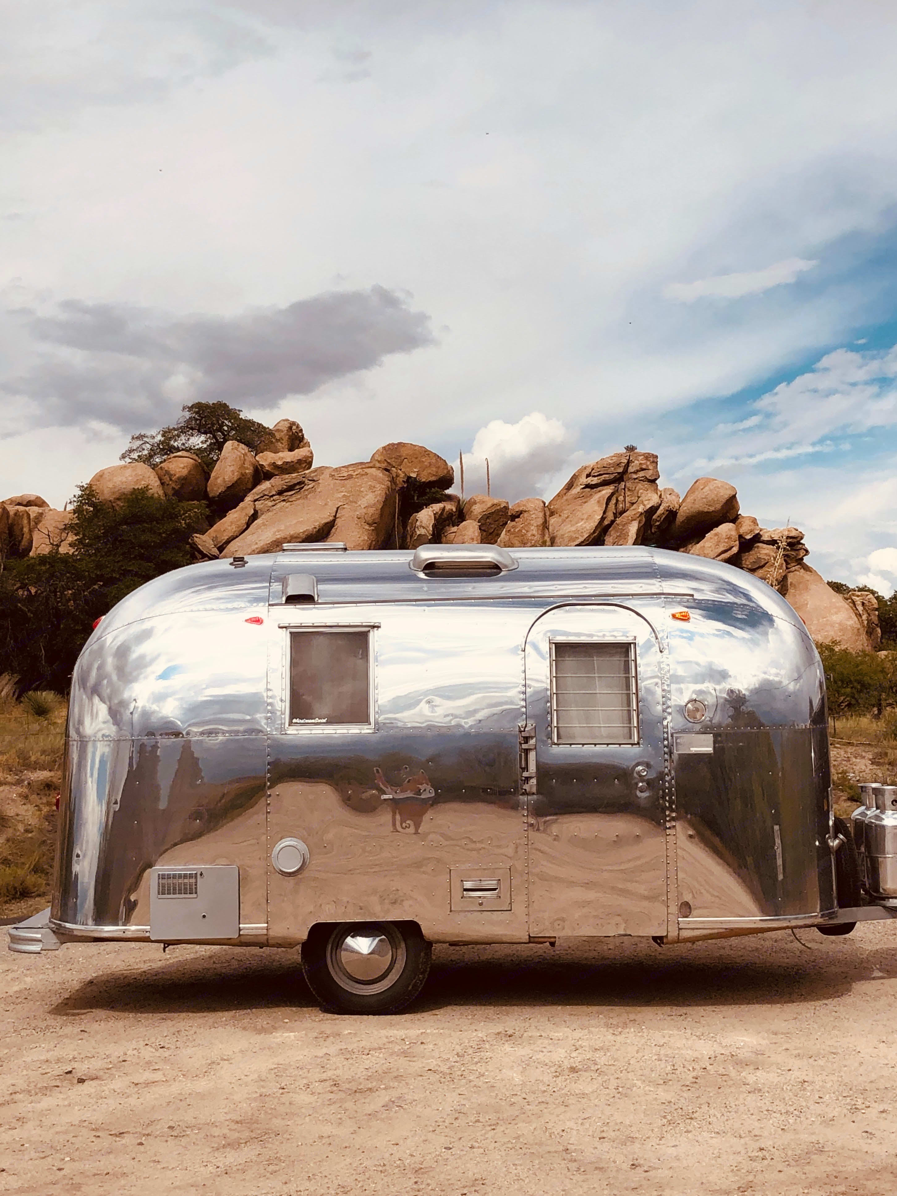 1965 Caravel A Social & Co. Airstream Caravel 1965