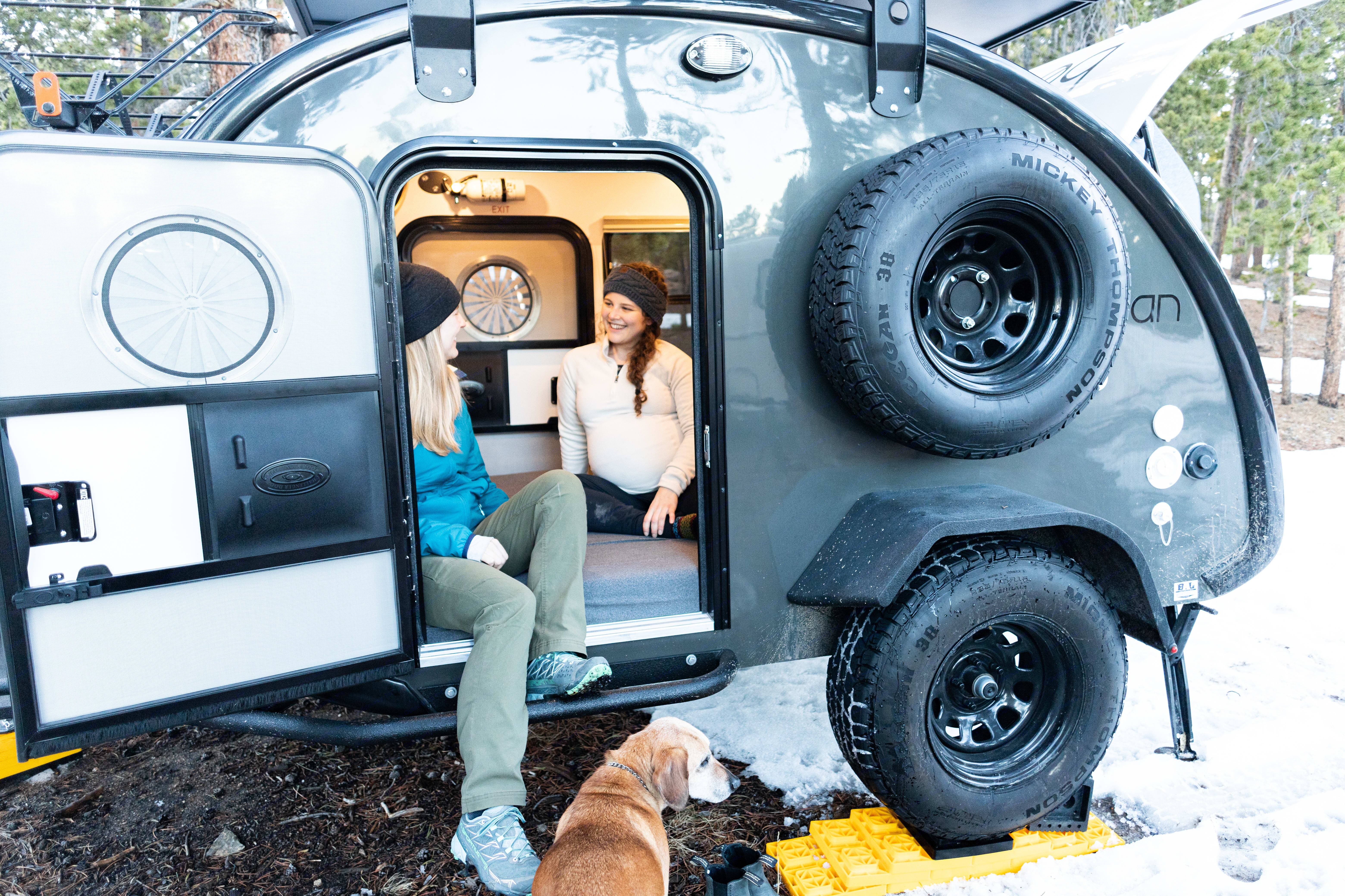 Mobi the Mean Bean Teardrop will surprise you with how spacious his cabin is.. Bean Teardrop Trailer Mean Bean 2021