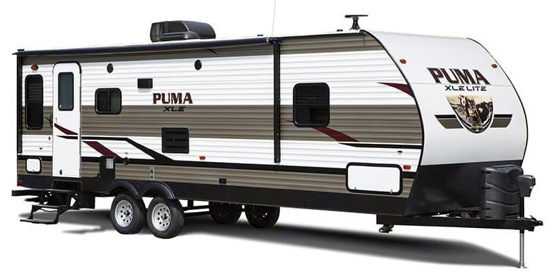 Forest River Puma 2021