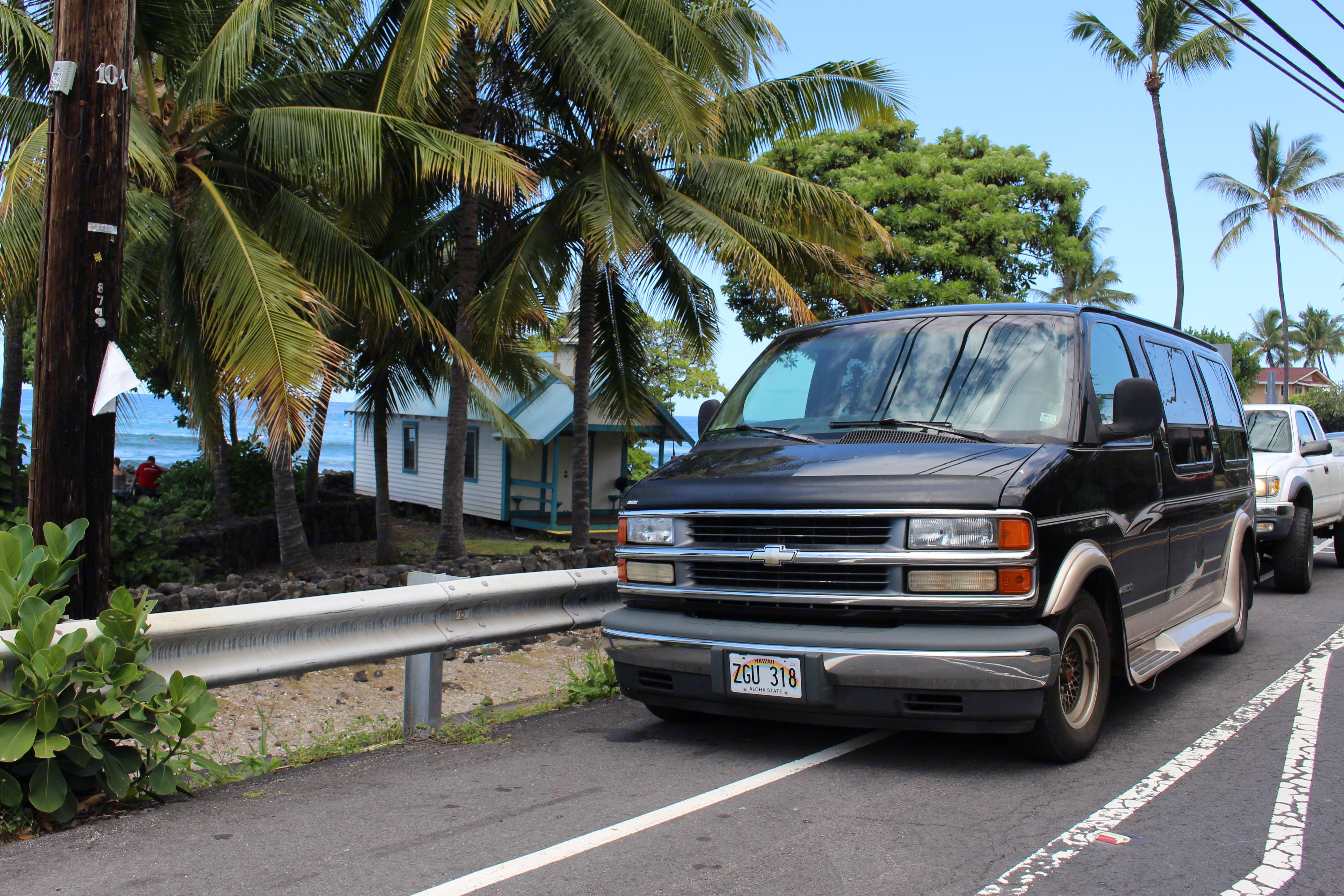 Chevrolet Express 1500 1996