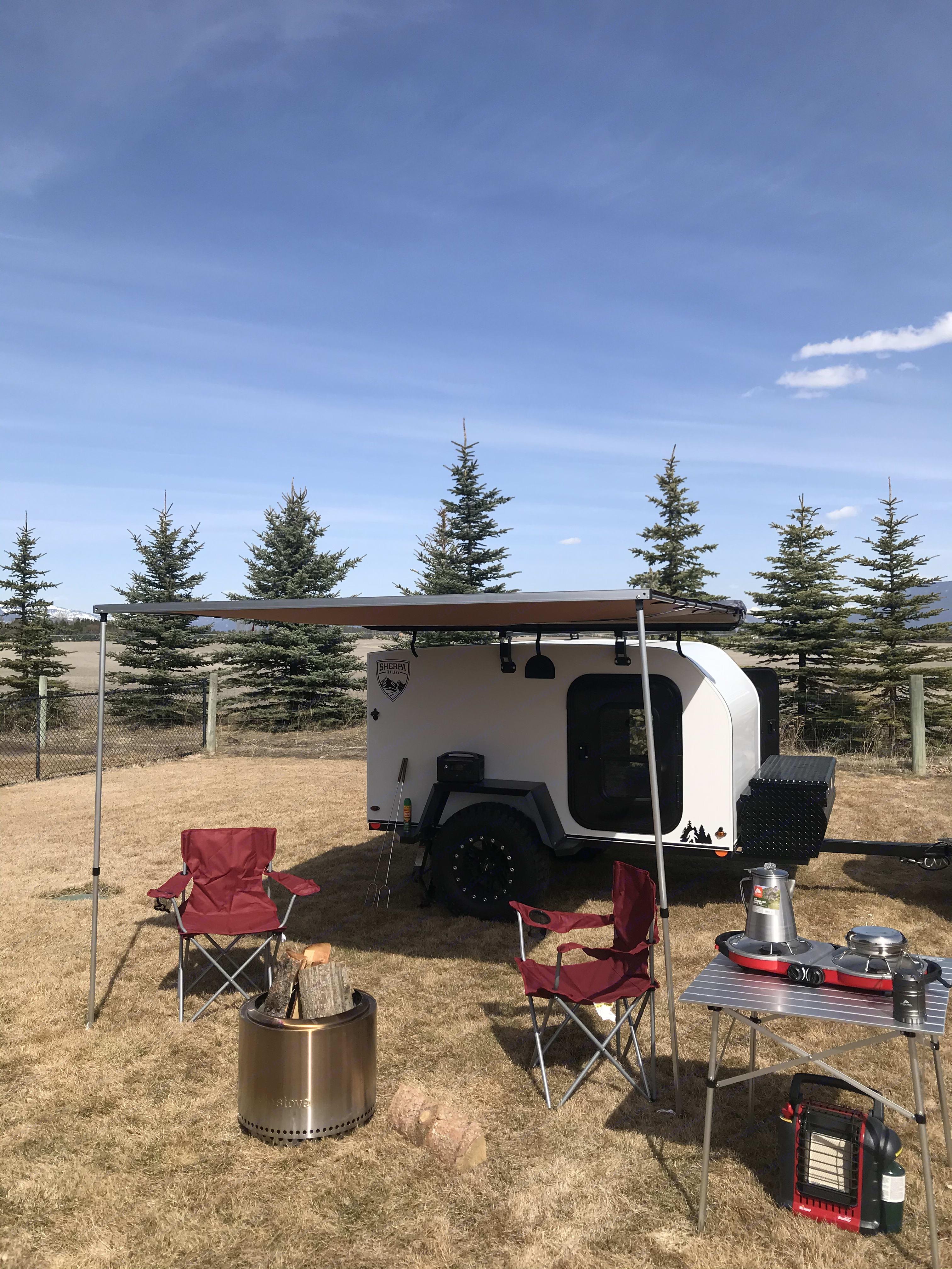 included amenities. Bigfoot Sherpa Bigfoot Trailer 2021
