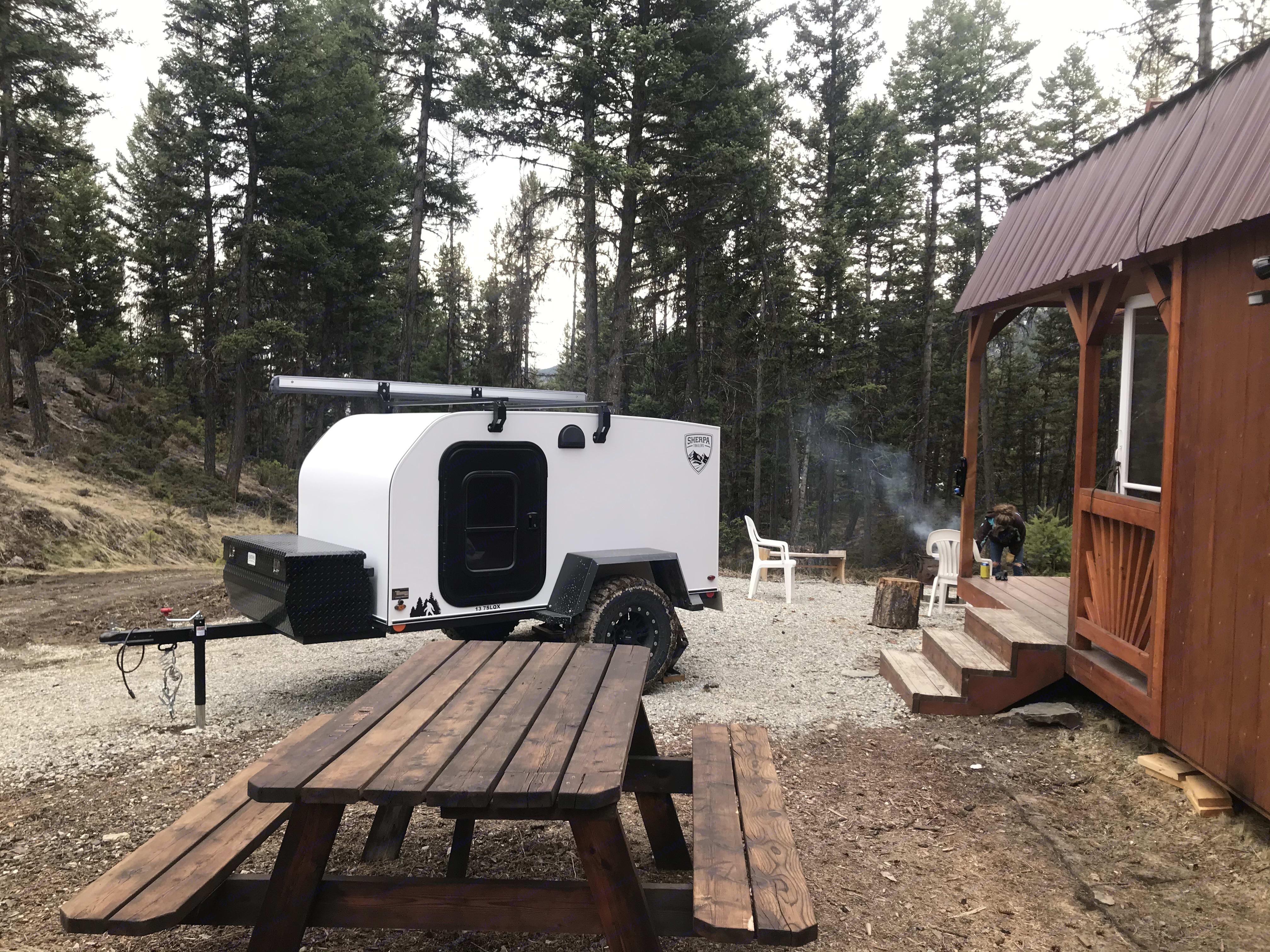 Bigfoot Sherpa Bigfoot Trailer 2021
