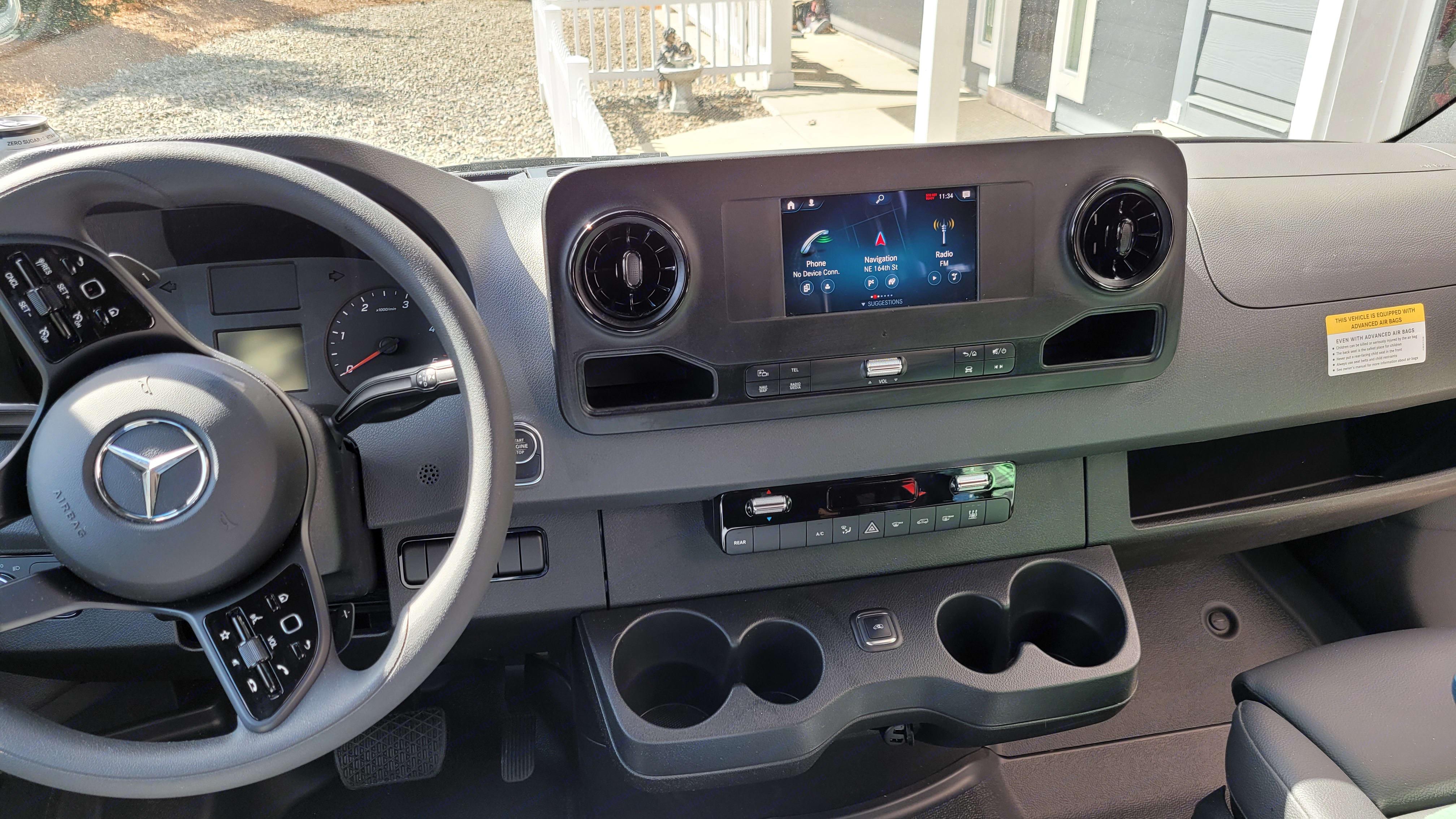 Mercedes-Benz Sprinter 2020