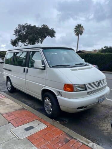 Volkswagen Multivan Weekender 2003