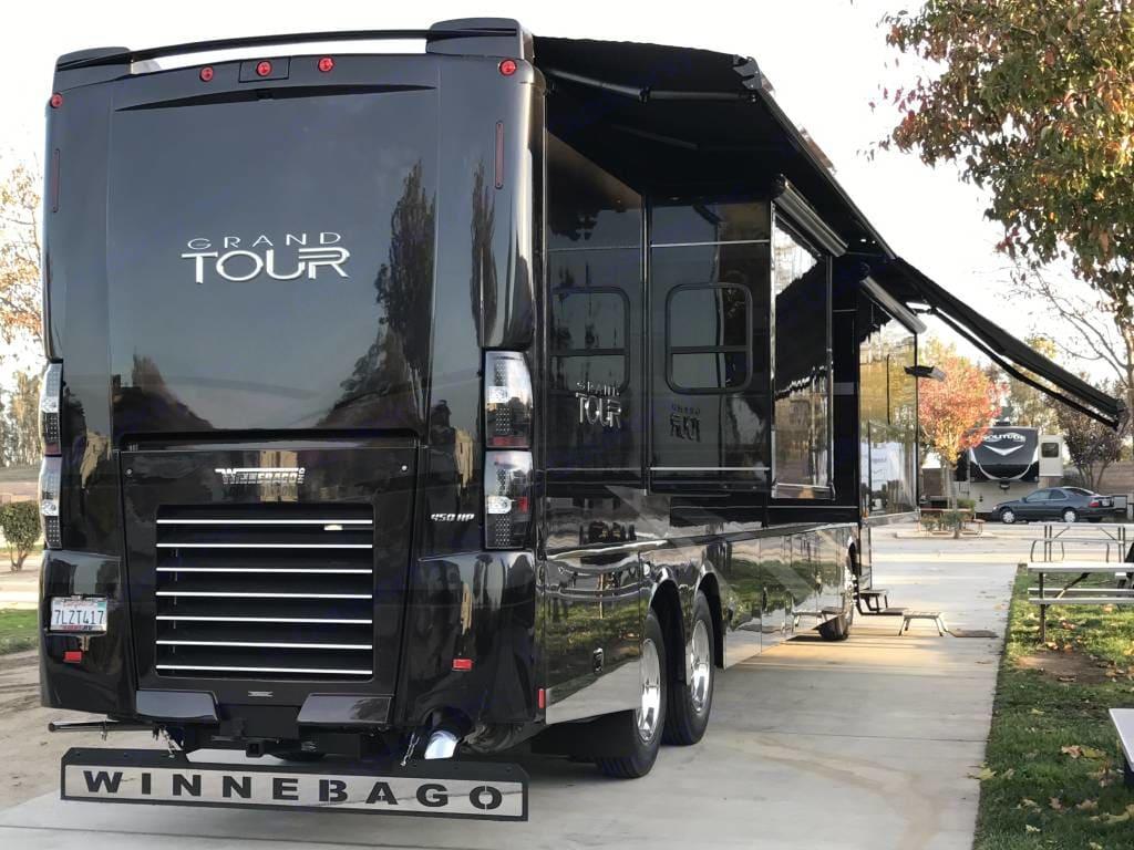 Winnebago Grand Tour 2015