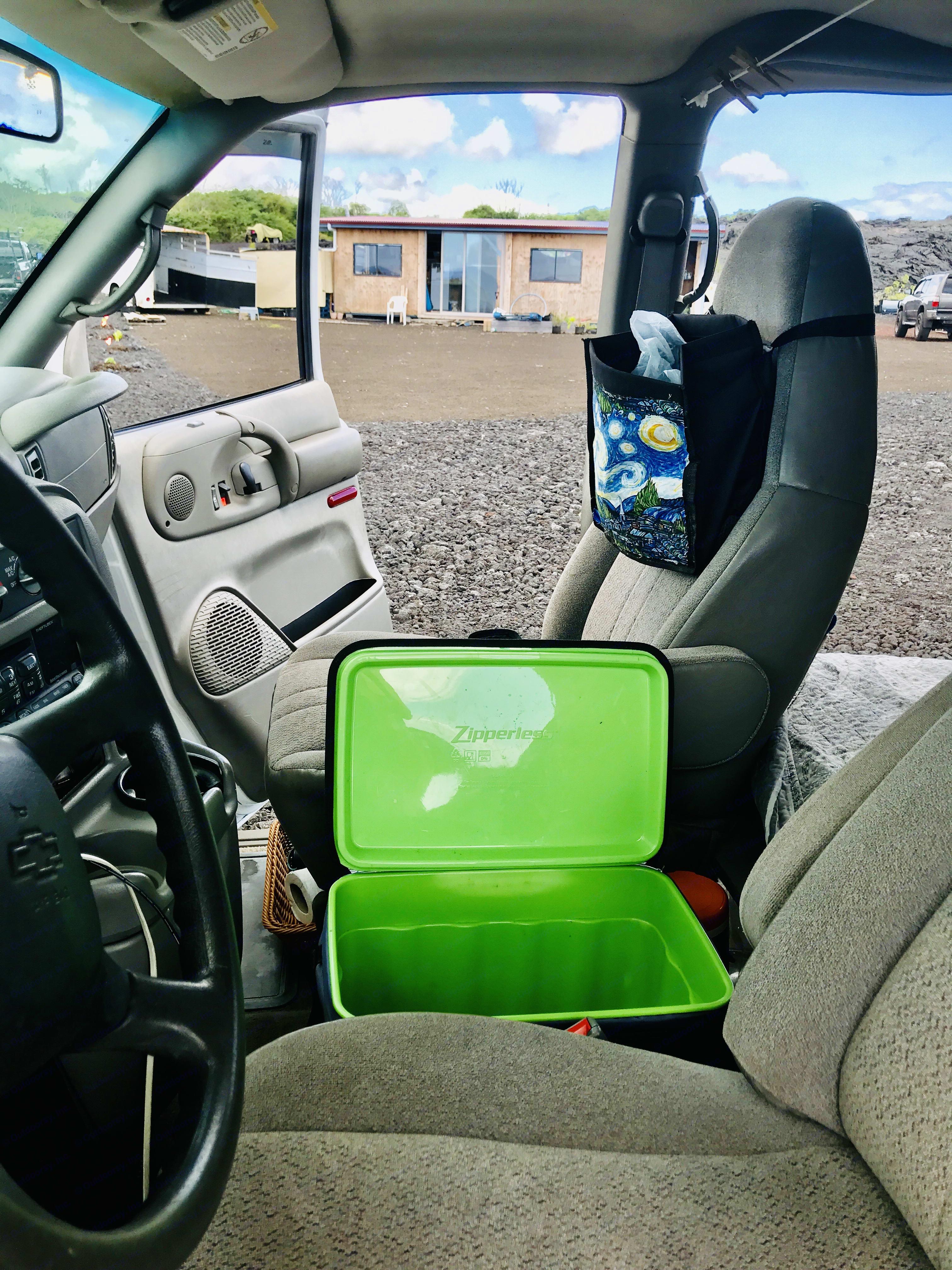 Chevrolet Astro van 2004