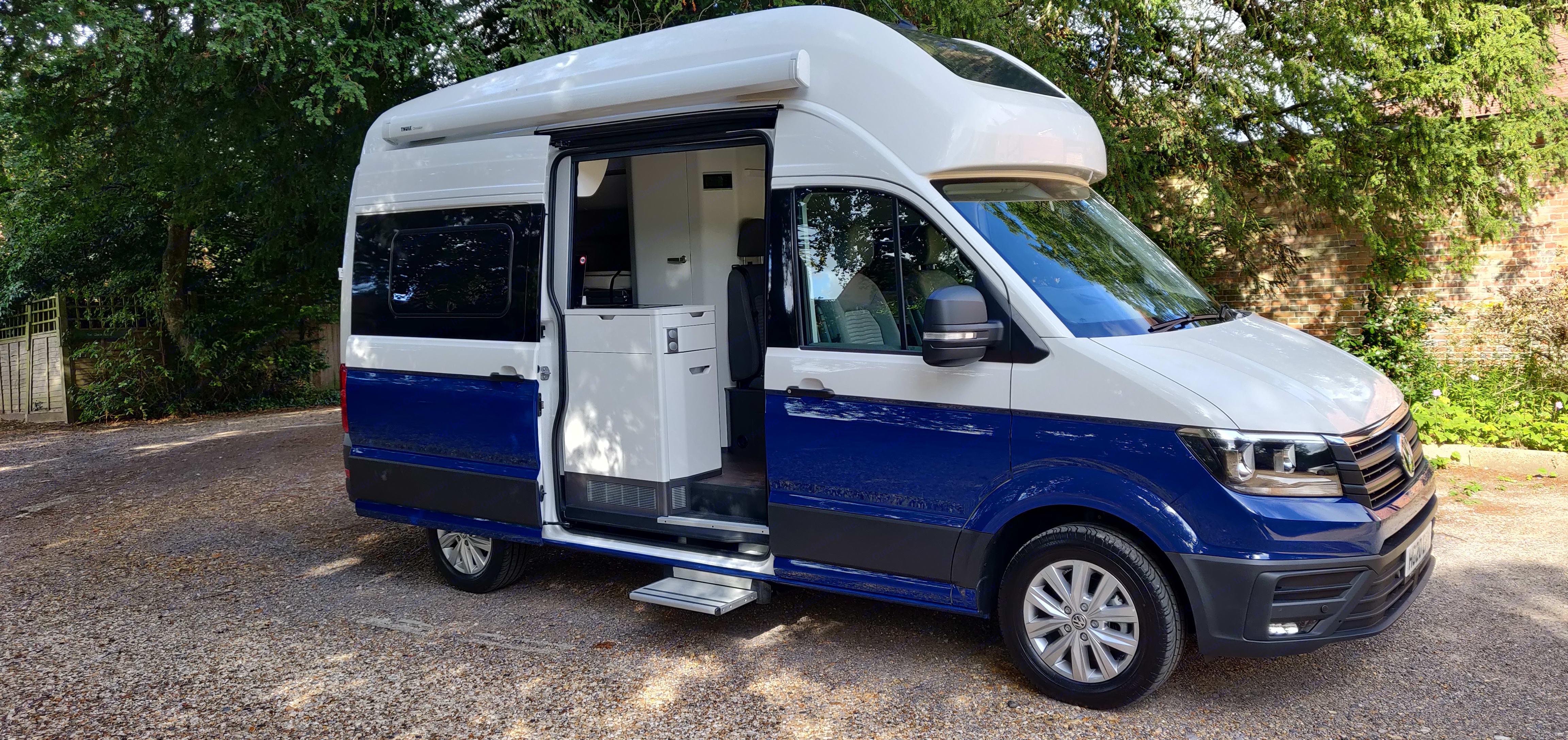 Volkswagen Grand California 600 2020