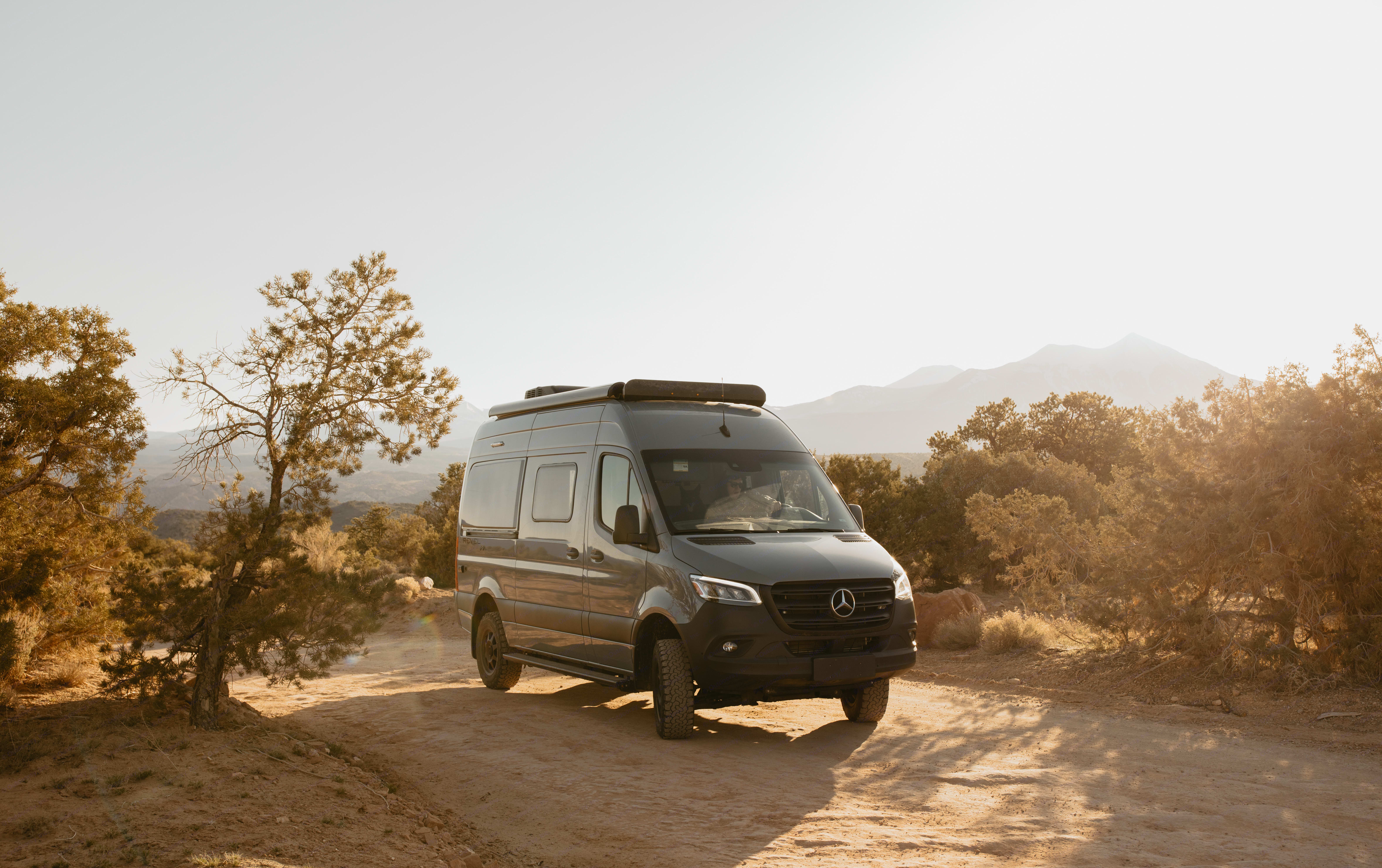 Heads will turn as you travel to your destination.. Winnebago Revel 2020