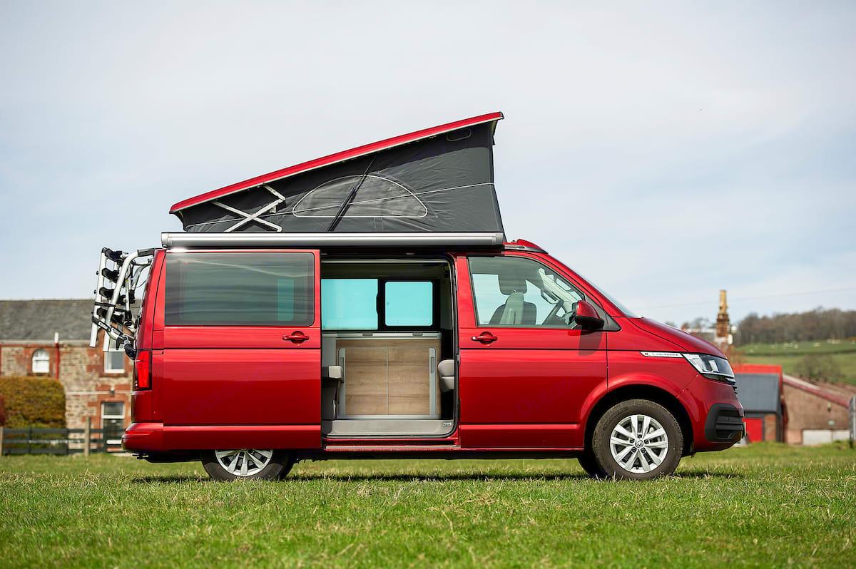 Volkswagen California Coast 2020