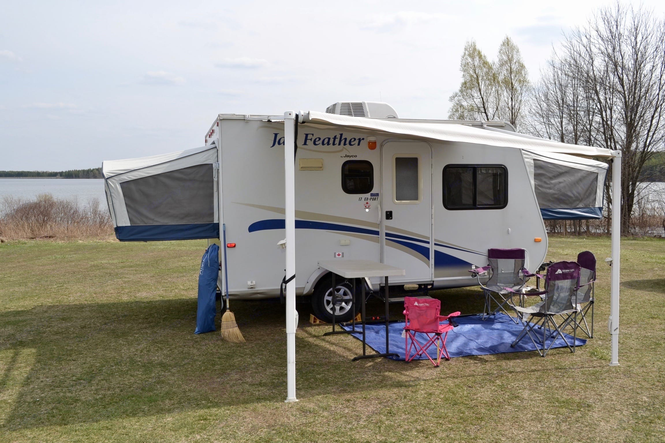 JayFeather has everything you need for your outdoor adventure!. Jayco Jay Feather Exp 2010