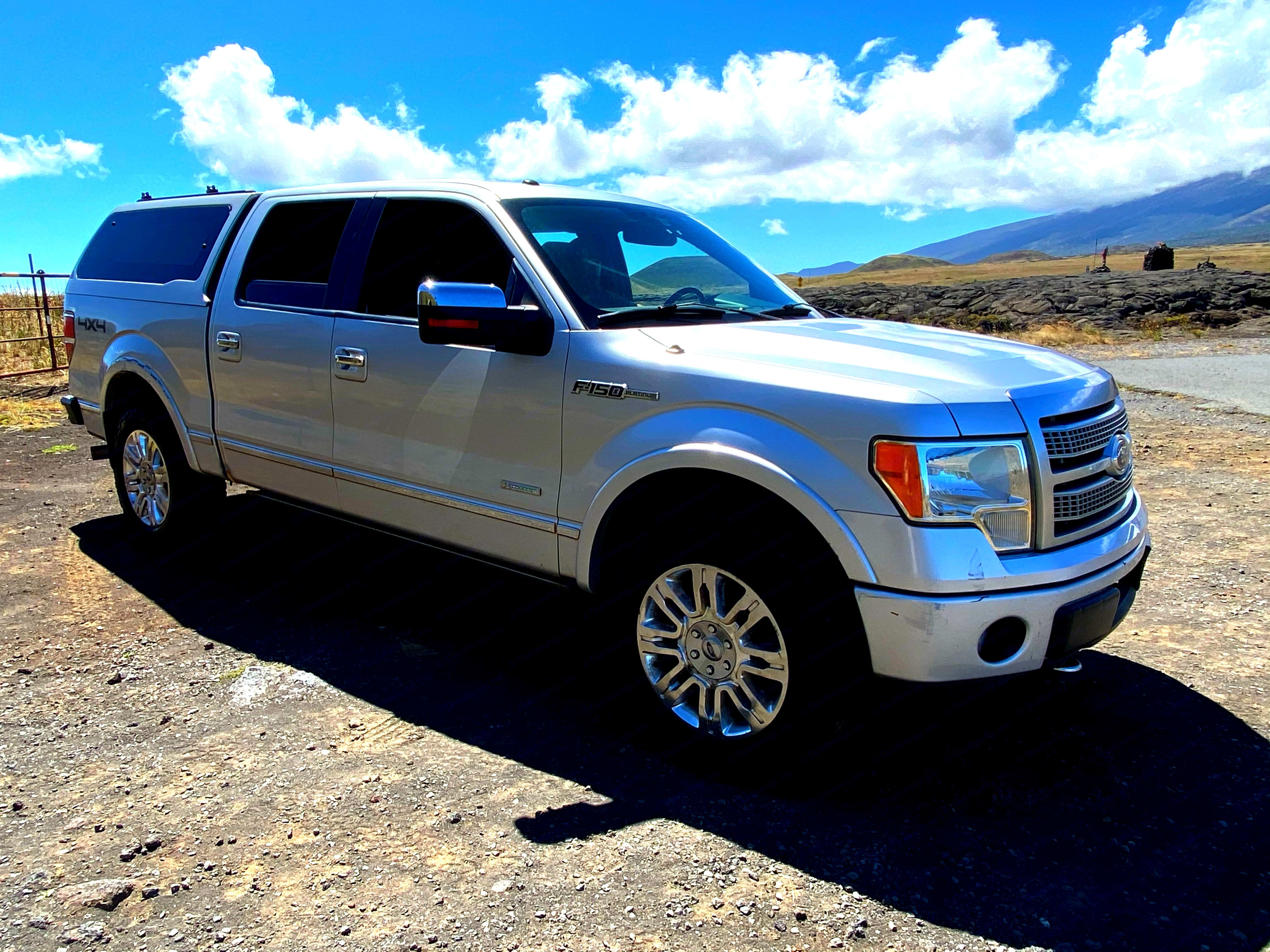 Ford Ford F150 2011