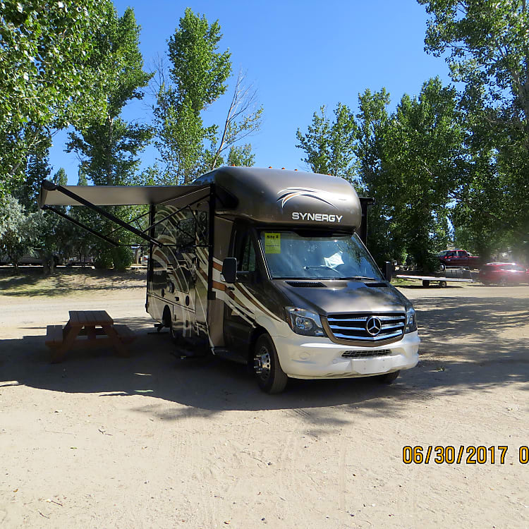 This was our 1st weekend outing to the Walker River RV Resort