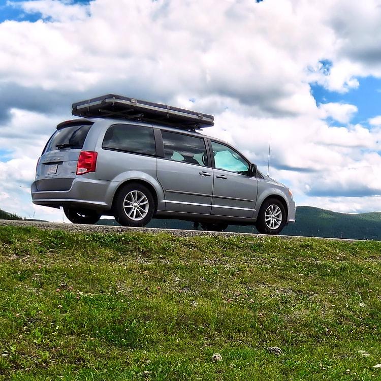 Fuel efficient camping