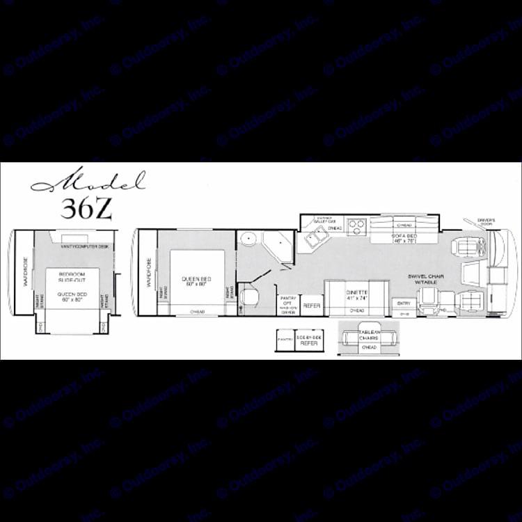 Exact floor plan