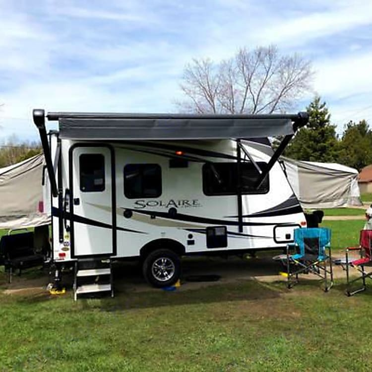 Great family camping
