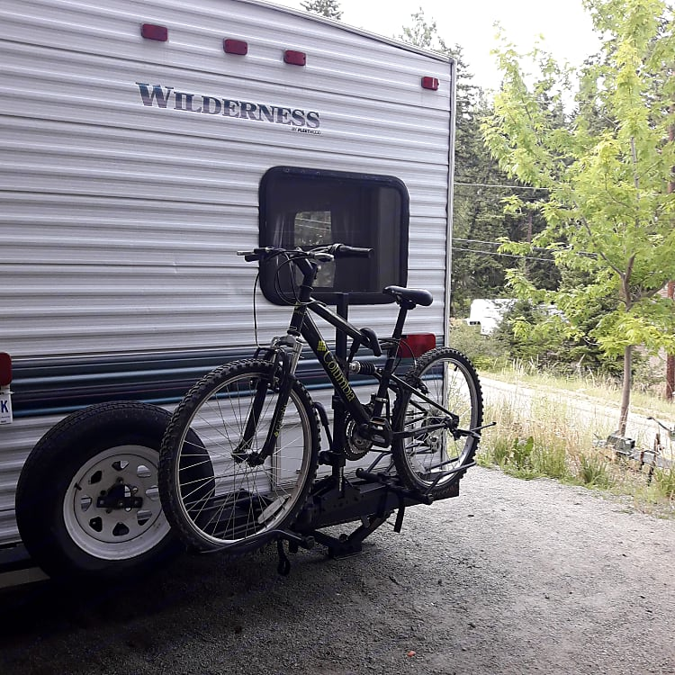 Bike Rack available