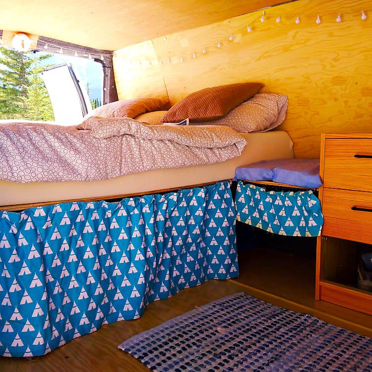 Comfy memory foam mattress