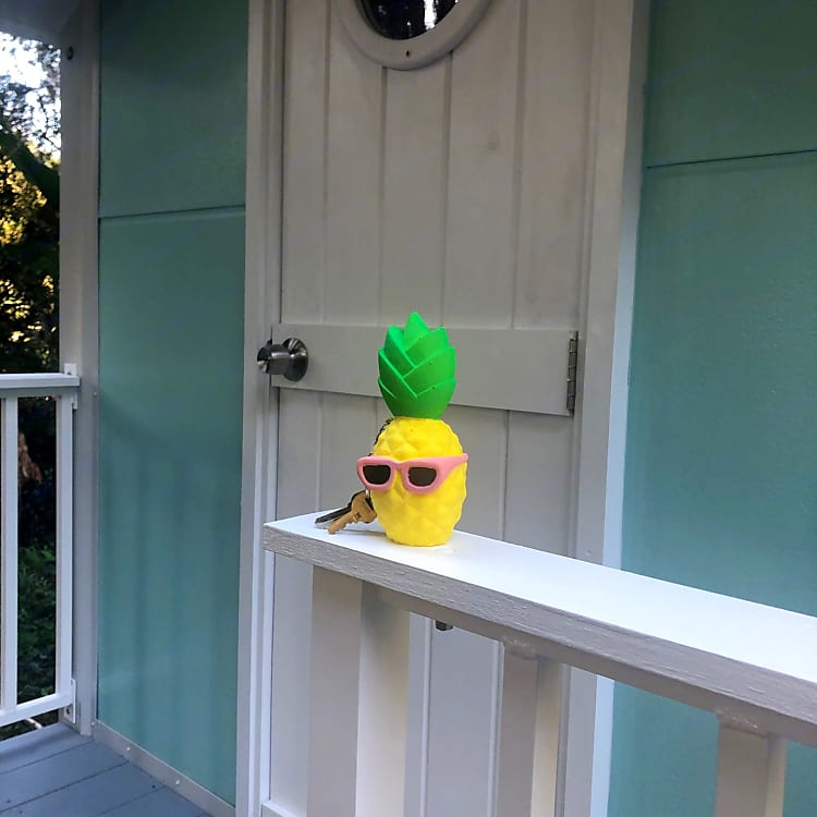 Meet Pina 🍍the Happy House Adventure Assistant 🍍