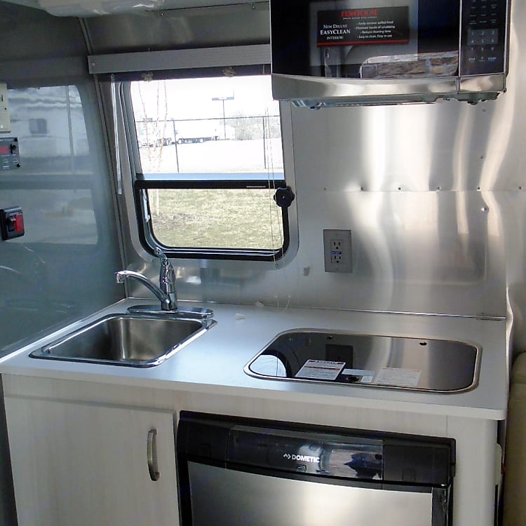 Mainly, you will plan to grill outdoors but the kitchen is equipped for minor food prep, coffee, etc.