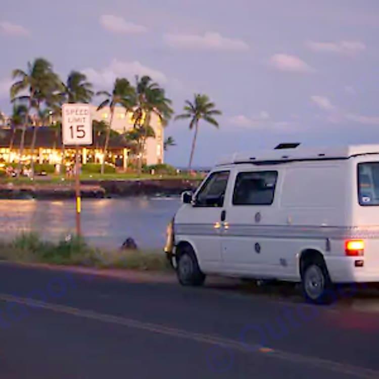 Hotel alternative Hawaii