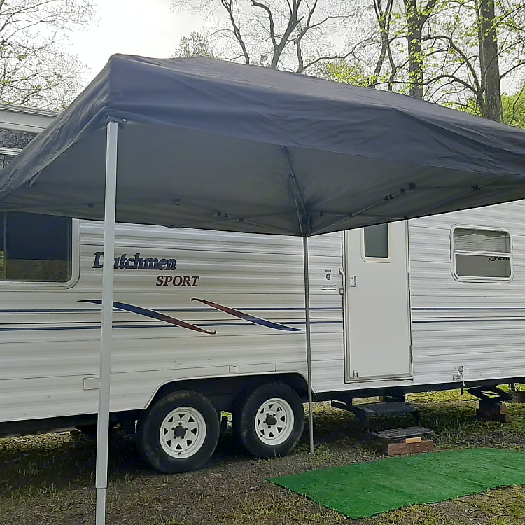 Large camper
