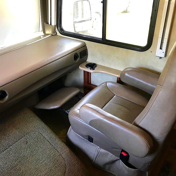 Passenger Recliner