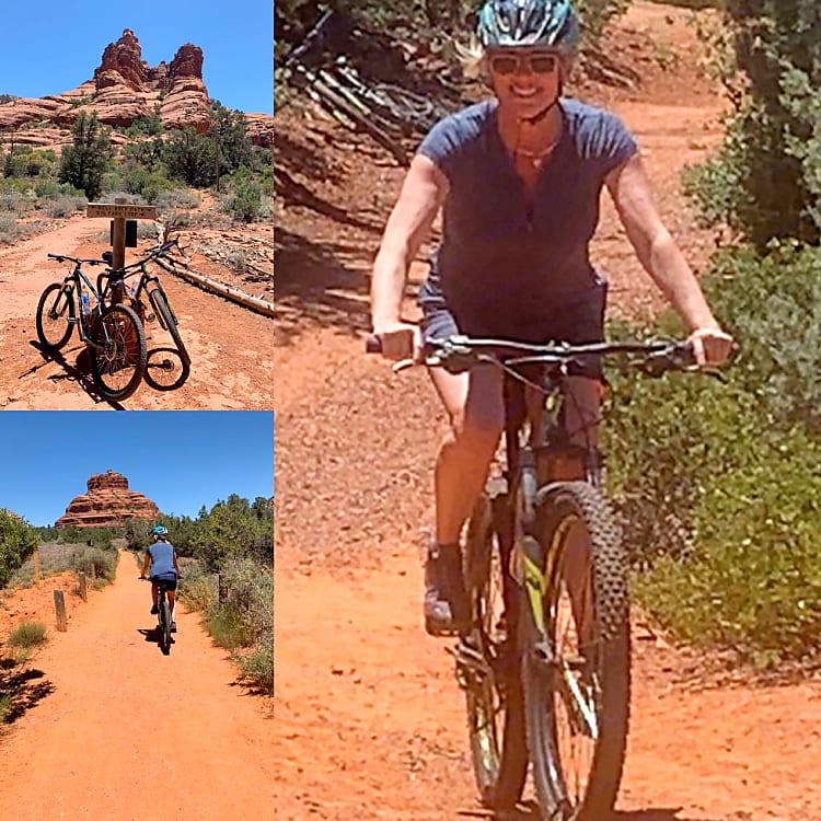 Sedona Arizona biking