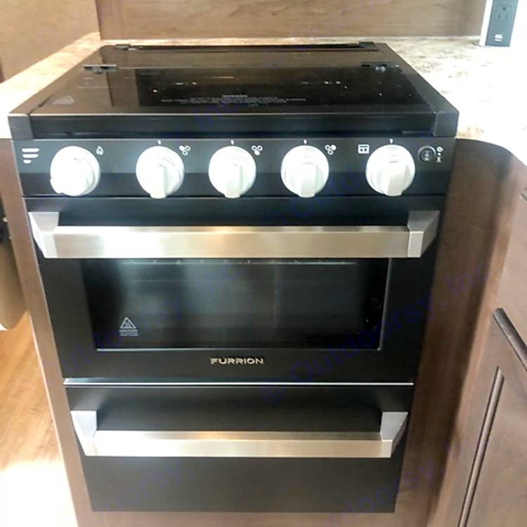 Gas Oven/Stove combo