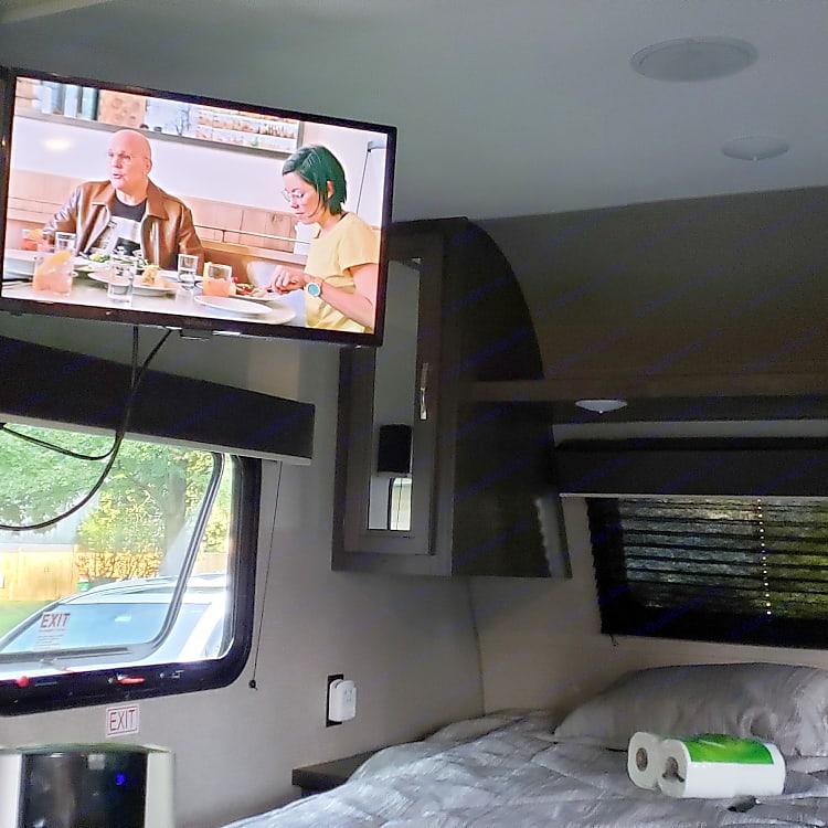 Smart TV (WiFi Enabled)