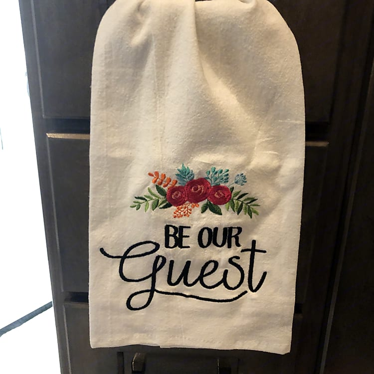 Please be our guest!!