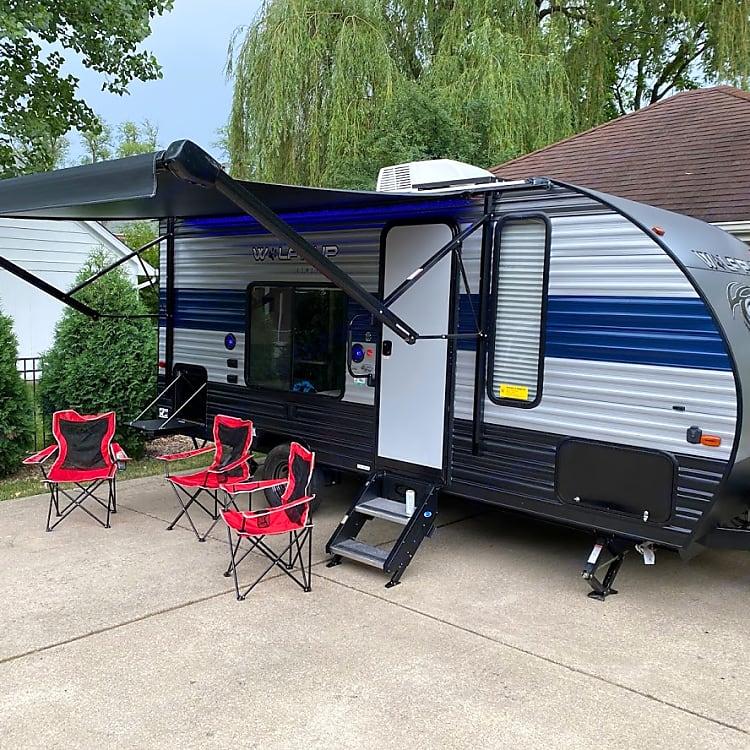 Camping Set-Up