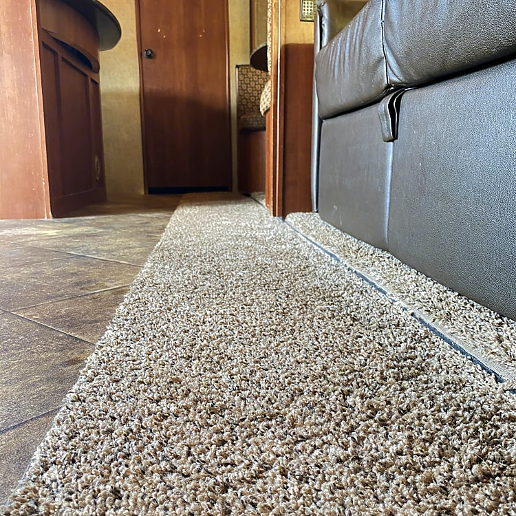 Carpets and floors professionally cleaned