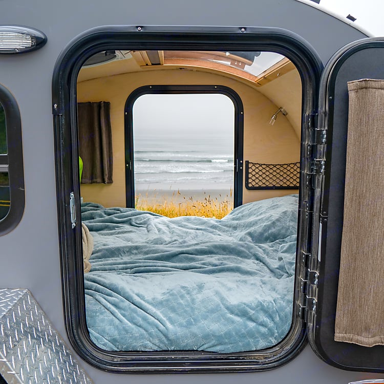 Comfortable Interior w/ Lots of Windows for Amazing Views!