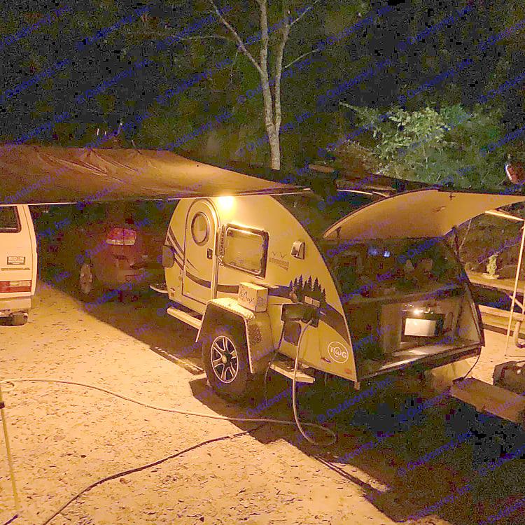 night time outdoor bug lights