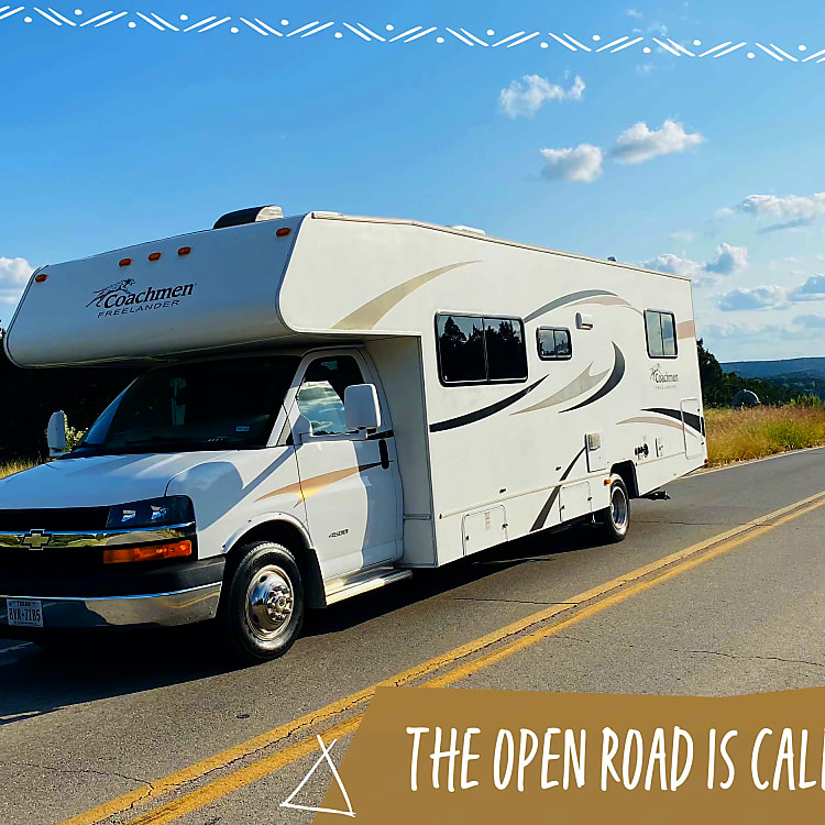 Stretch your legs and experience the open road like never before!
