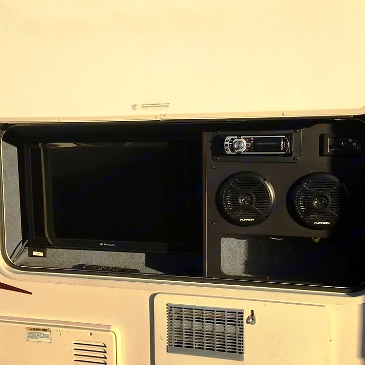 Outdoor TV and Radio