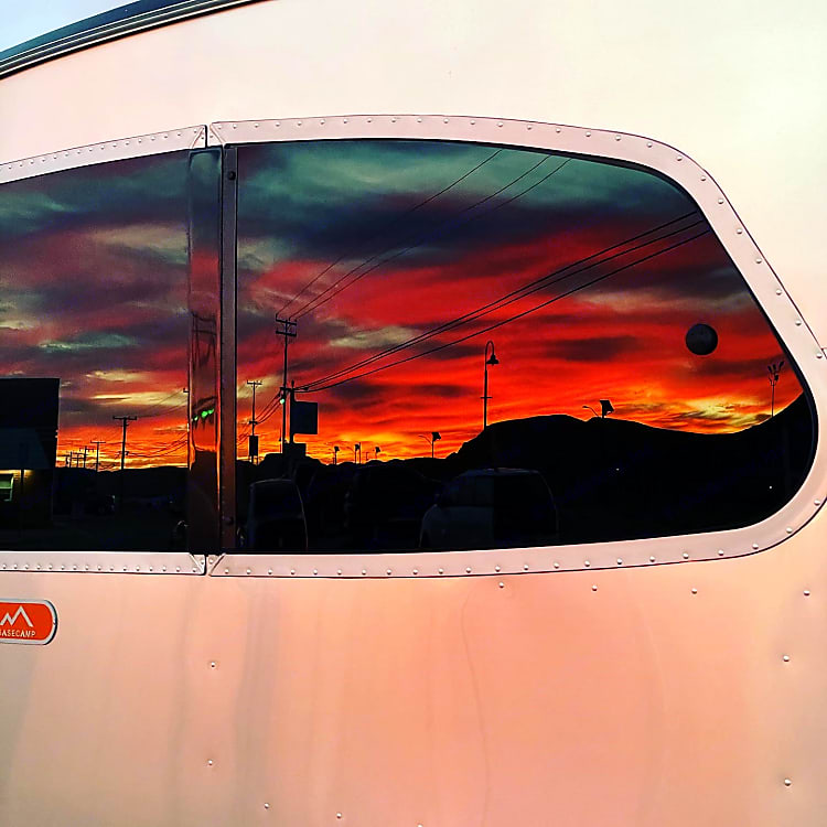 Window picture....it's a BaseCamp thing.