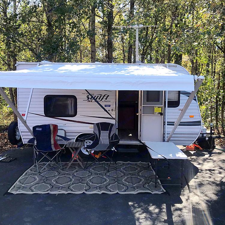 Simple Camp set up