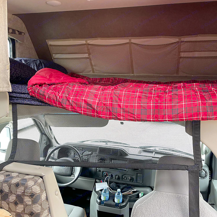 Can fit 2 people comfortably.