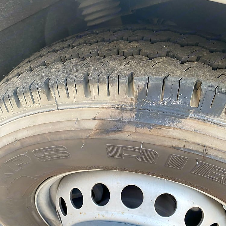 6 New Michelin's RIB XPS tires from Discount tire with full warranty