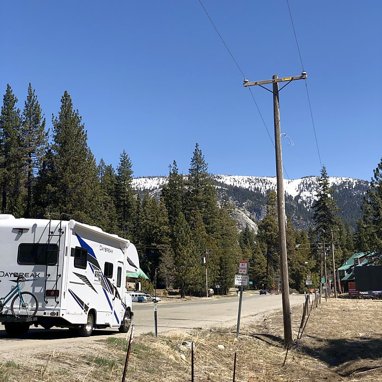 heading to tahoe