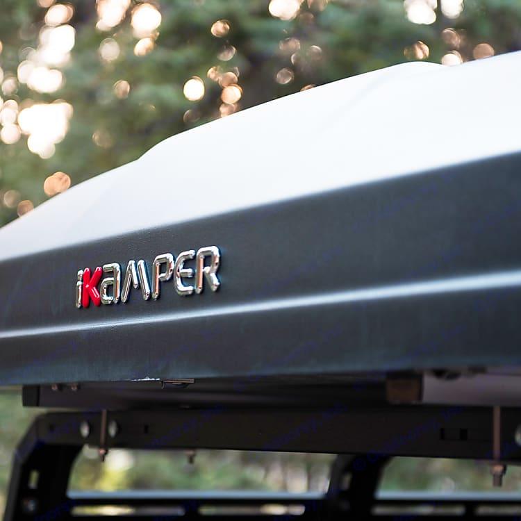 iKamper Mini in Rocky Black