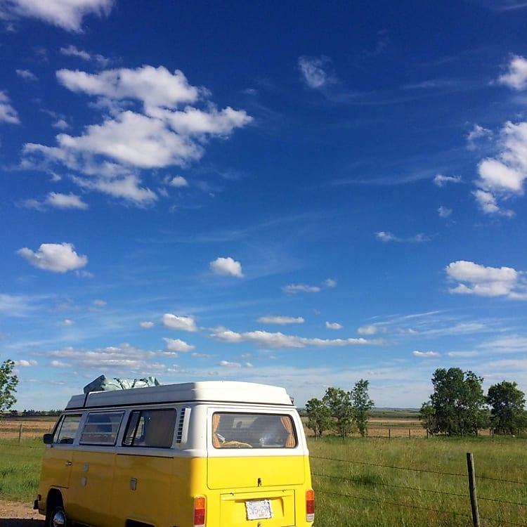 Big Sky on the prairies