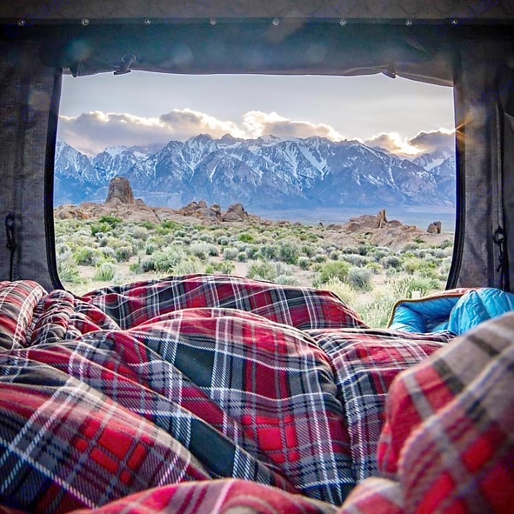 Always dry in any weather condition. The Roofnest Rooftop Tent is the ultimate luxury accommodation when travelling to those remote destinations.