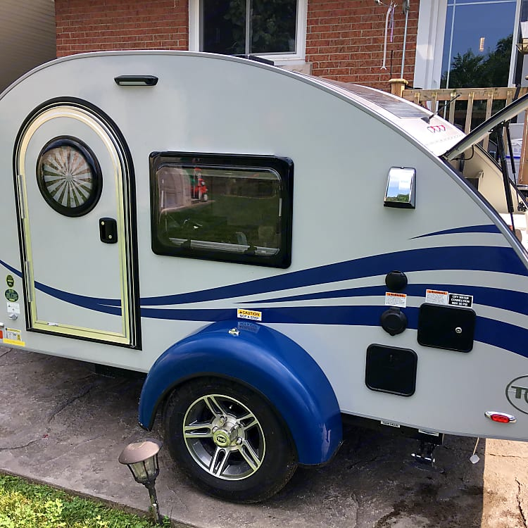 Camp in style!