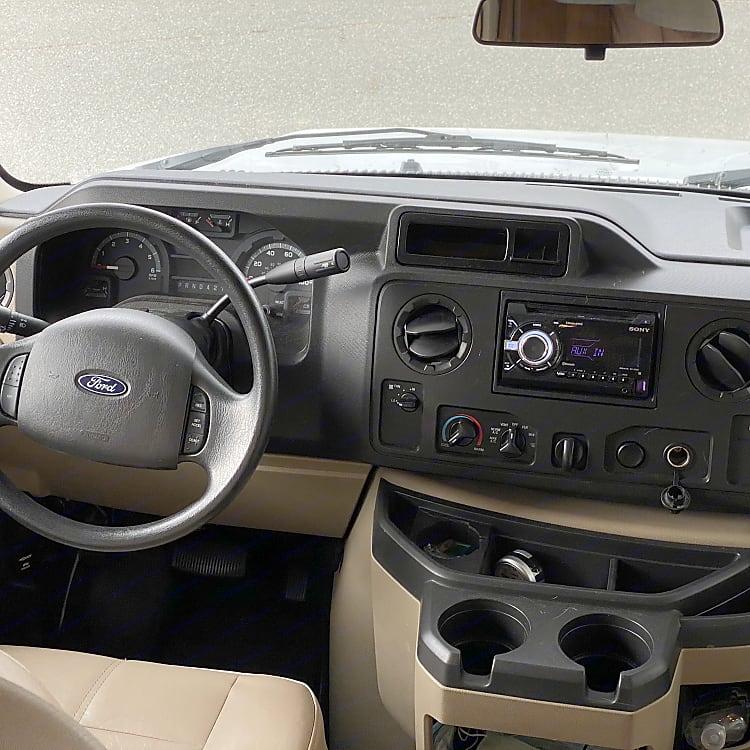 E350 Ford wheel